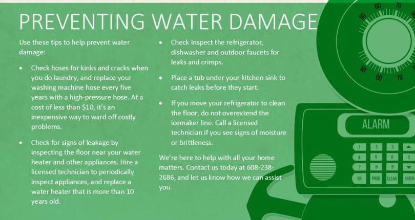 Home Maintenance Tips: Assessing and Addressing Water Damage