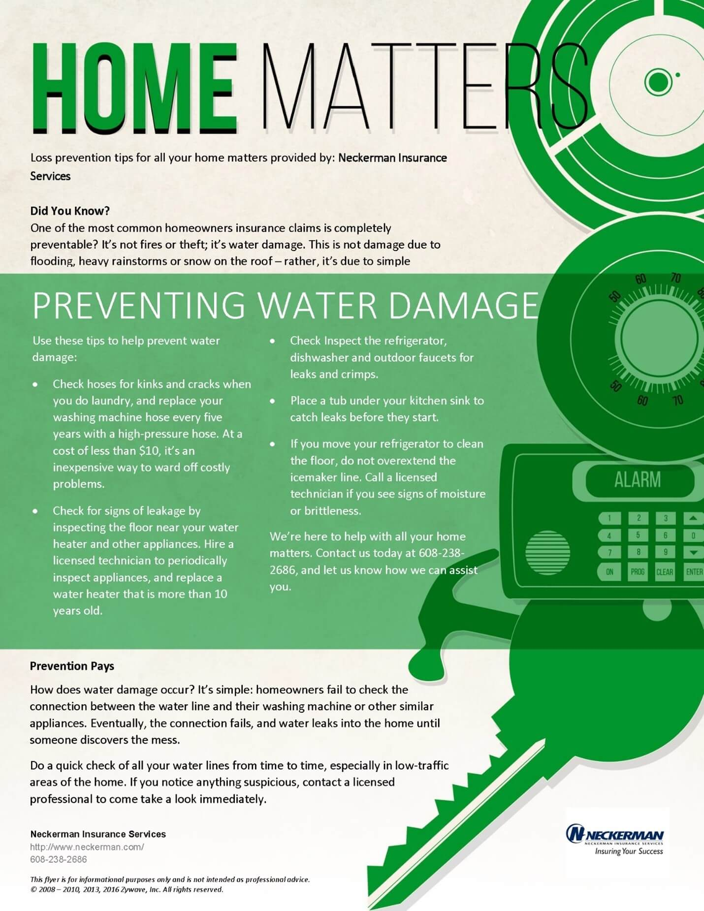 2017 Assessing and Addressing Water Damage