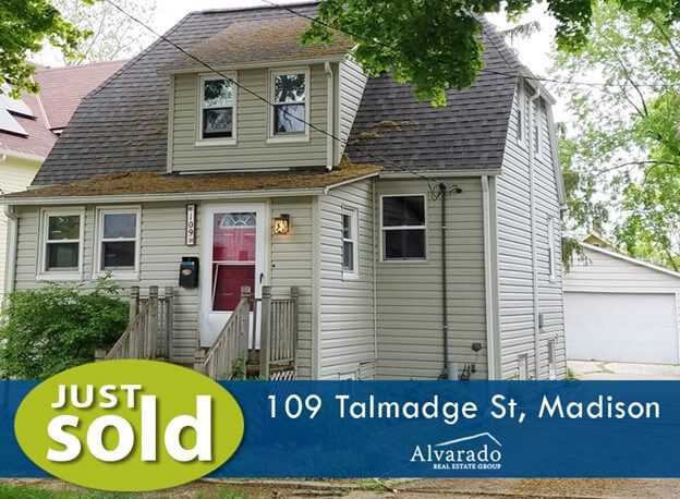 109 Talmadge St – Sold by Alvarado Real Estate Group