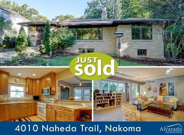4010 Naheda Trail – Sold by Alvarado Real Estate Group