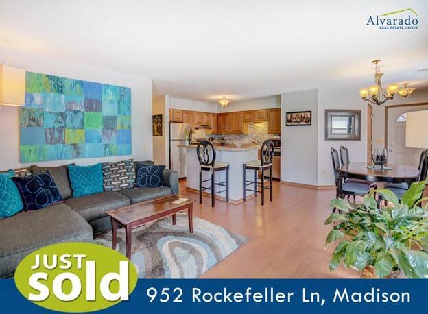 952 Rockefeller Lane, Madison – Sold by Alvarado Real Estate Group