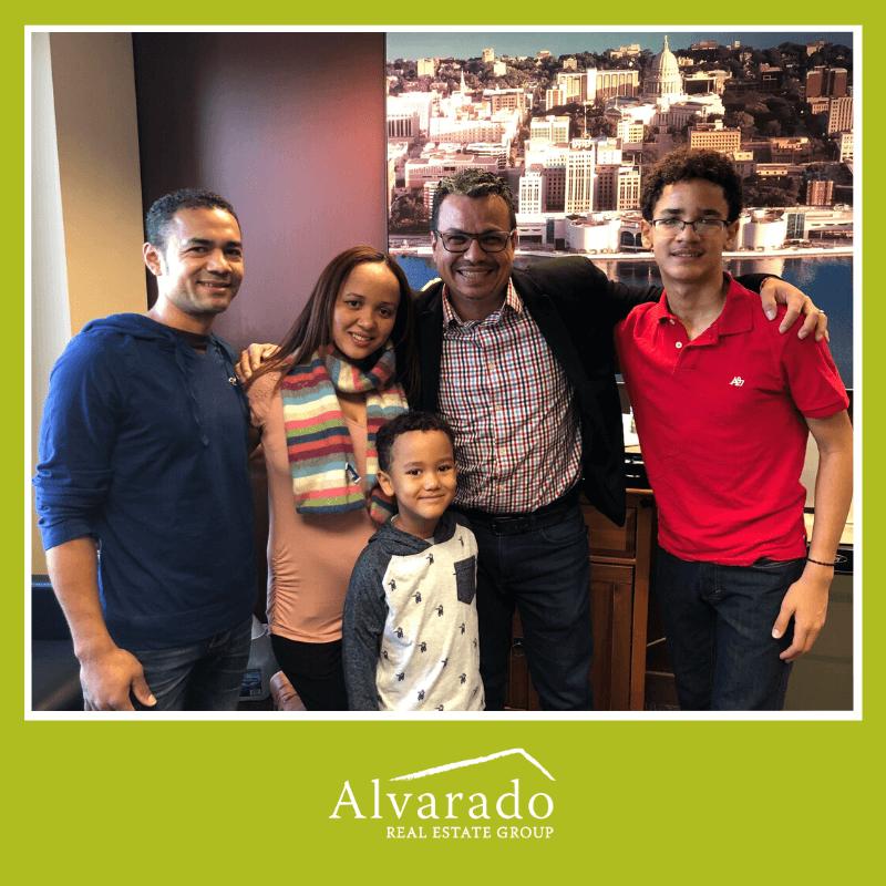 Congratulations Almendarez Family!