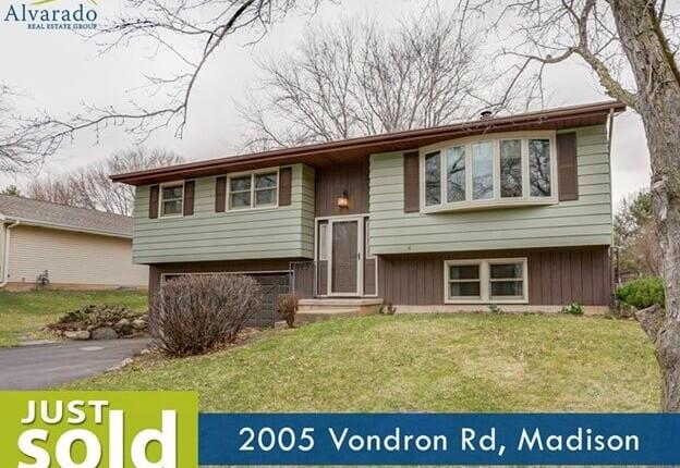 2005 Vondron Rd, Madison – Sold by Alvarado Real Estate Group