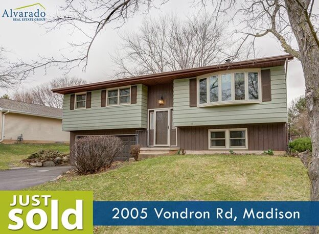 2005 Vondron Rd, Madison – Sold by Alvarado Real Estate Group