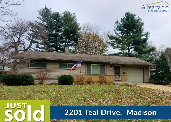 2201 Teal Dr, Madison – Sold by Alvarado Real Estate Group