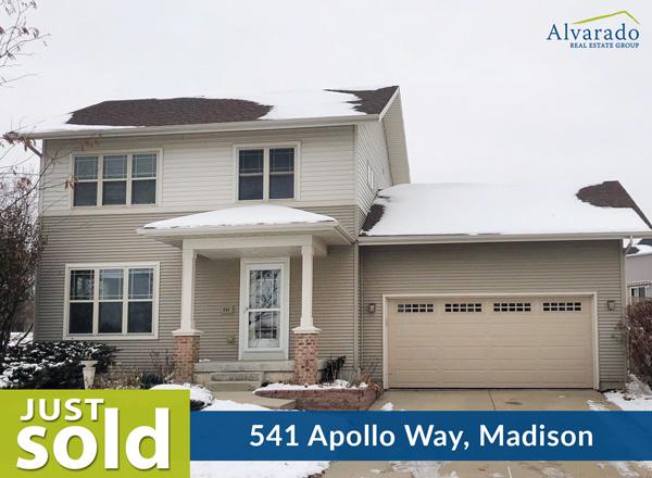 541 Apollo Way, Madison – Sold by Alvarado Real Estate Group