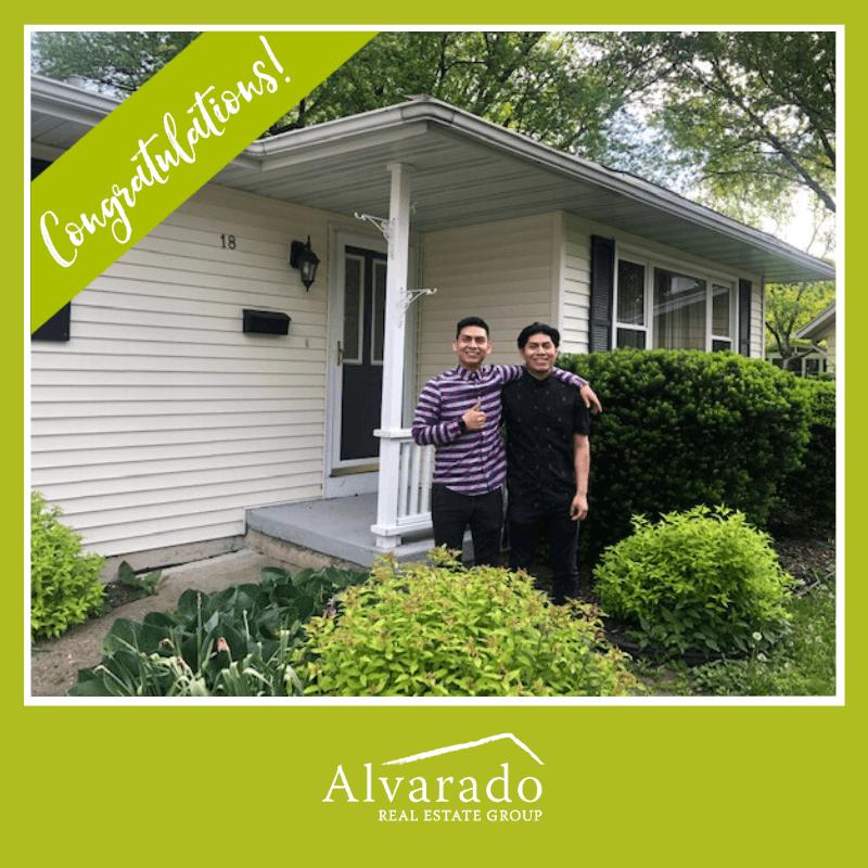 Congratulations to Jose and Pedro!