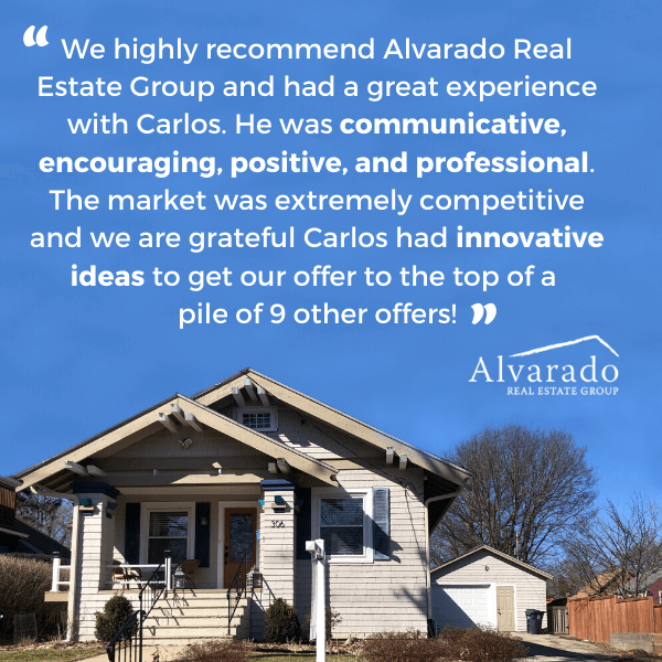 Happy Clients of Alvarado Real Estate Group