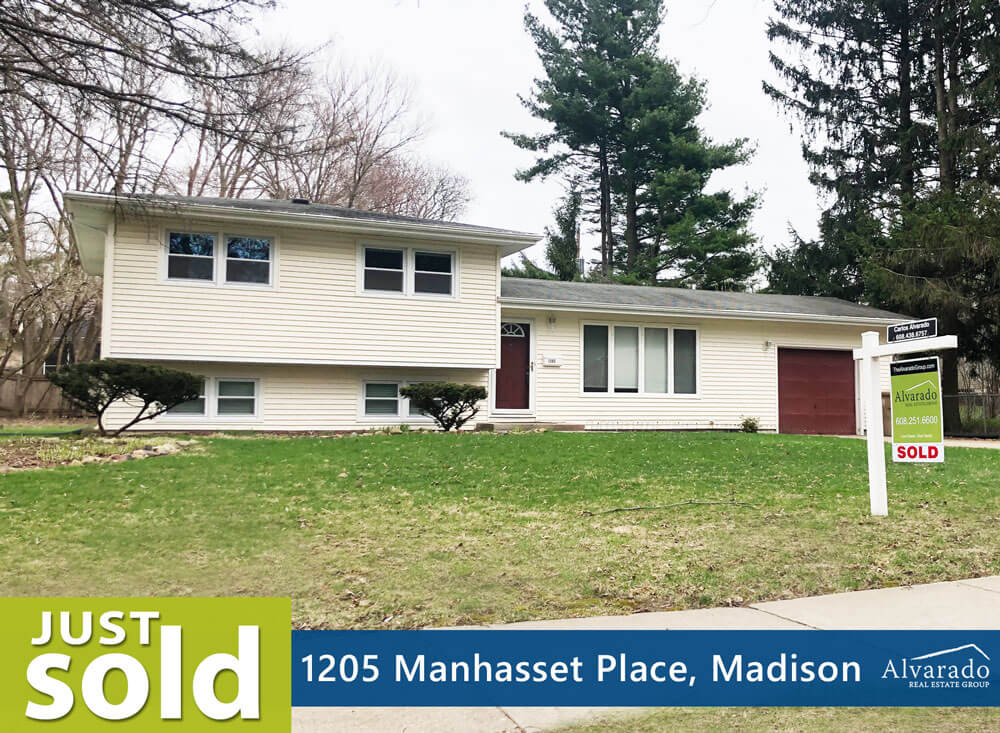1205 Manhasset Place, Madison – Sold by Alvarado Real Estate Group