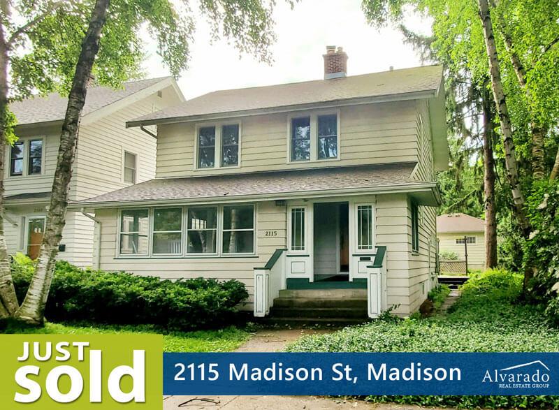 2115 Madison St, Madison – Sold by Alvarado Group Real Estate