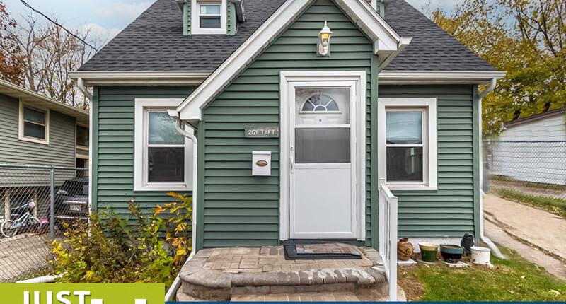 2121 Taft St, Madison – Sold by Alvarado Real Estate Group