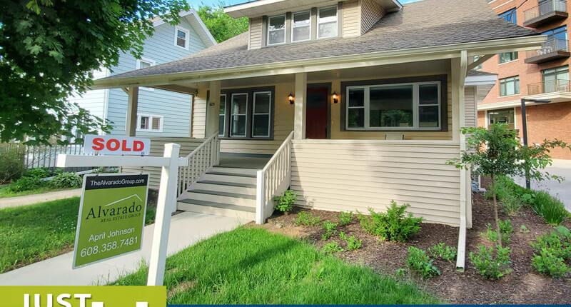 625 S. Spooner St, Madison – Sold by Alvarado Real Estate Group