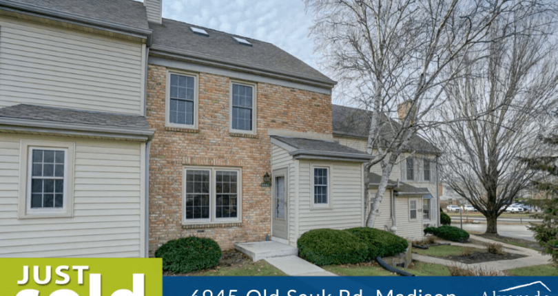 6945 Old Sauk Rd, Madison – Sold by Alvarado Real Estate