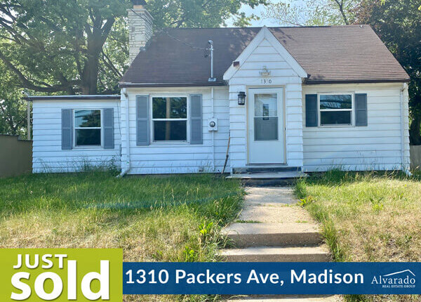 1310 Packers Ave, Madison – Sold by Alvarado Real Estate Group