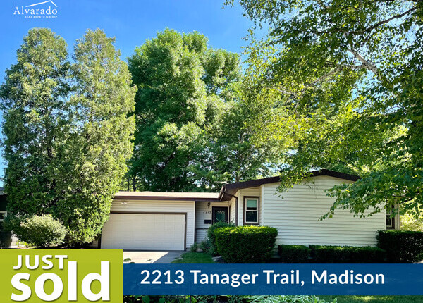 2213 Tanager Trail, Madison – Sold by Alvarado Real Estate Group