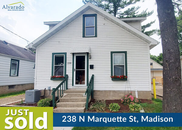 238 N Marquette St, Madison – Sold by Alvarado Real Estate Group