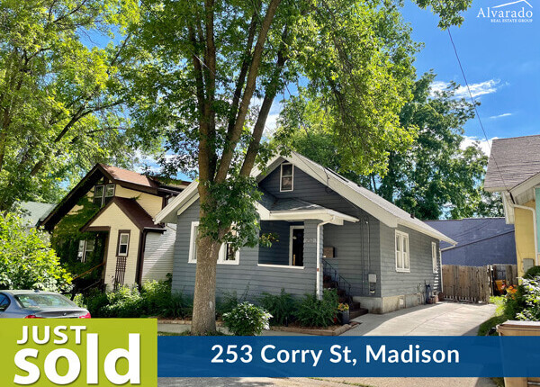 253 Corry St, Madison – Sold by Alvarado Real Estate Group