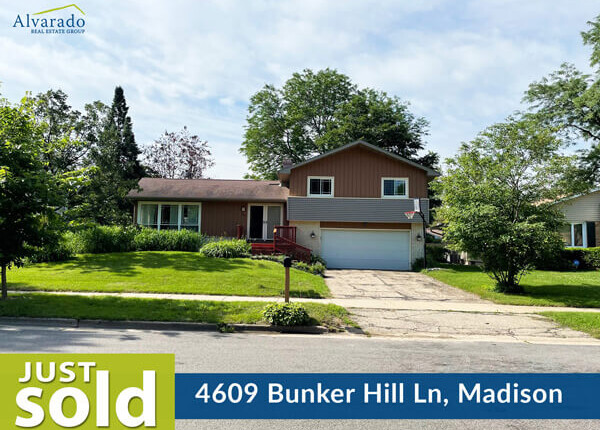 4609 Bunker Hill Ln, Madison – Sold by Alvarado Real Estate Group