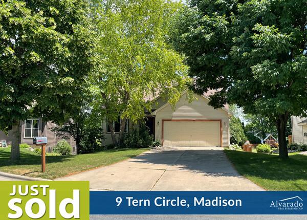 9 Tern Circle, Madison – Sold by Alvarado Real Estate Group