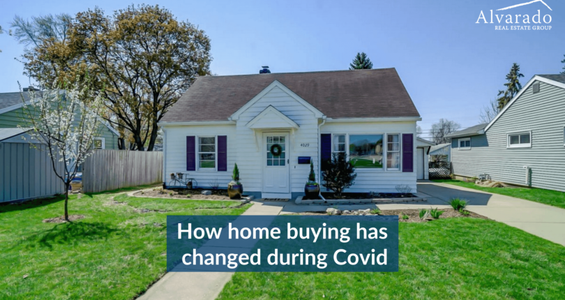 How home buying has changed during Covid