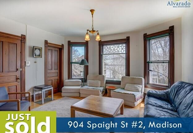 904 Spaight St #2, Madison – Sold by Alvarado Real Estate Group