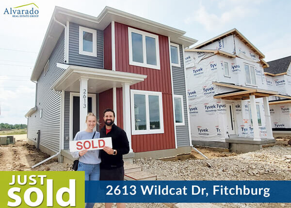 2613 Wildcat Dr, Fitchburg- Sold by Alvarado Real Estate Group