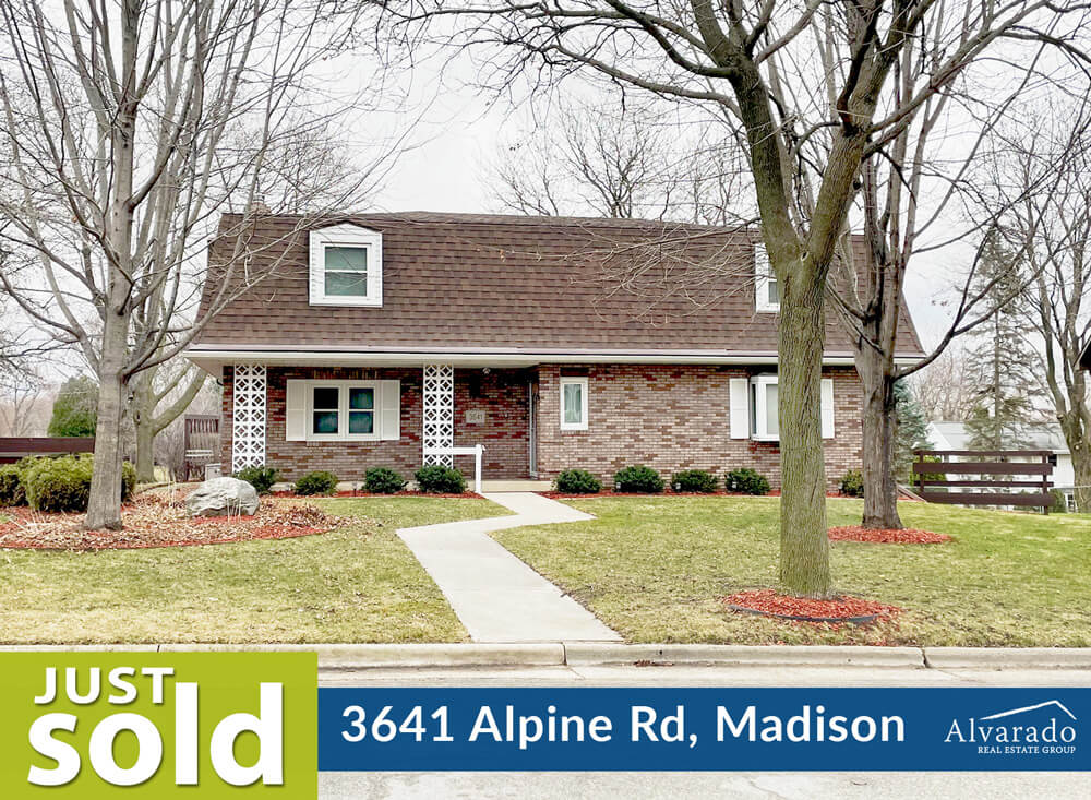 3641 Alpine Rd, Madison – Sold by Alvarado Real Estate Group
