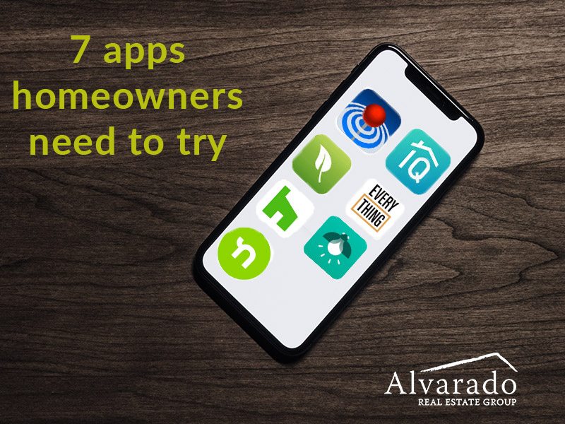 7 apps for homeowners
