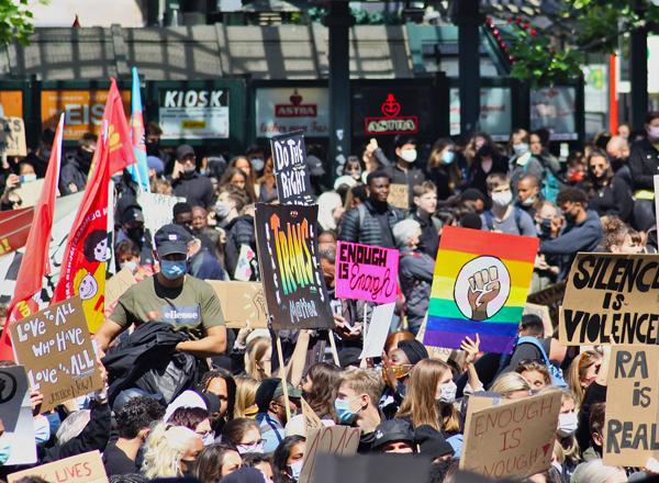 black-lives-matter protest