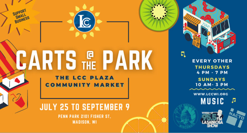 Summer's not over! Get to Carts at the Park!