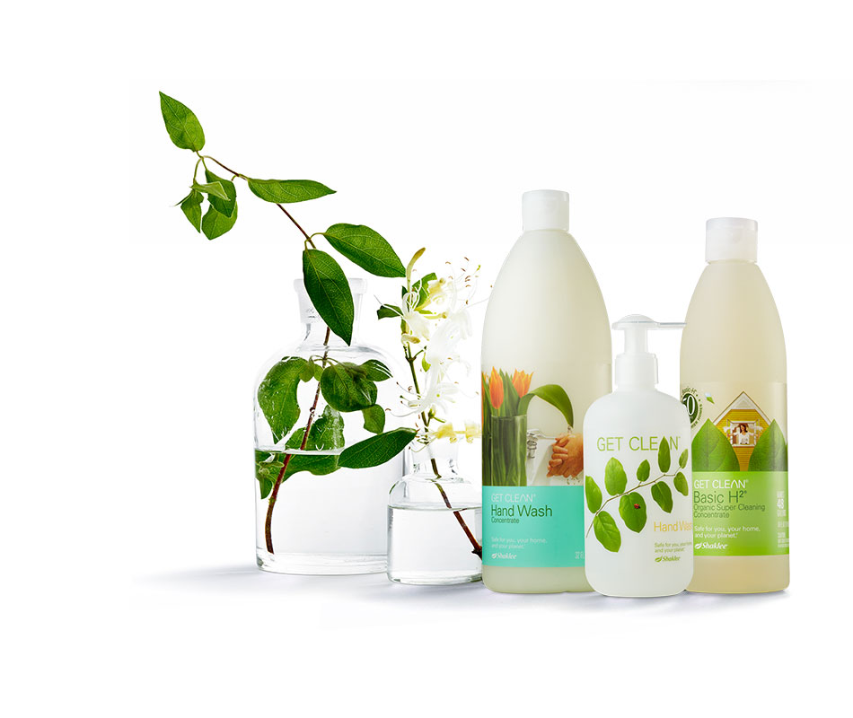 Live green, Vive verde: Basic H2 Cleaner