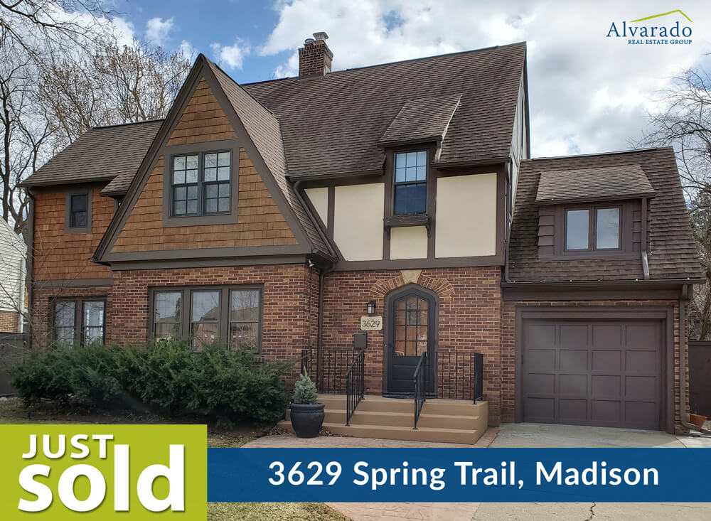 3629 Spring Trail, Madison – Sold by Alvarado Real Estate Group