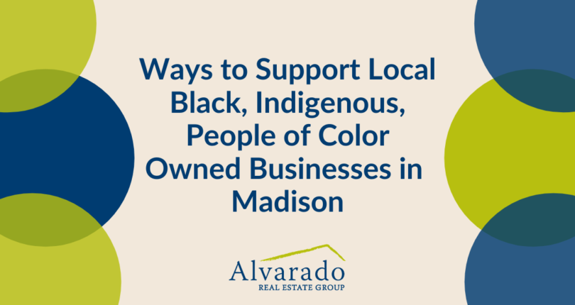 Support Local BIPOC Owned Businesses