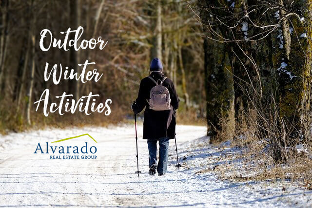 Fun Outdoor Activities for a COVID Safe Winter